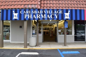 Carlsbad VIllage Pharmacy Store Front